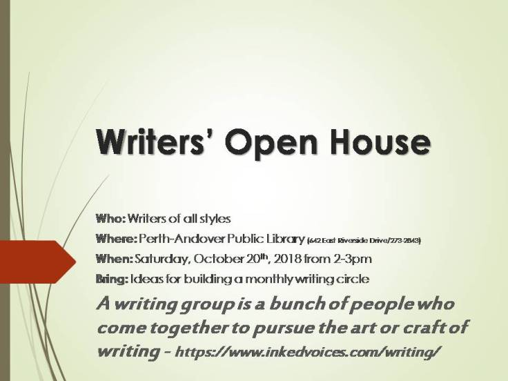2018-10-20_Writers_OpenHouse